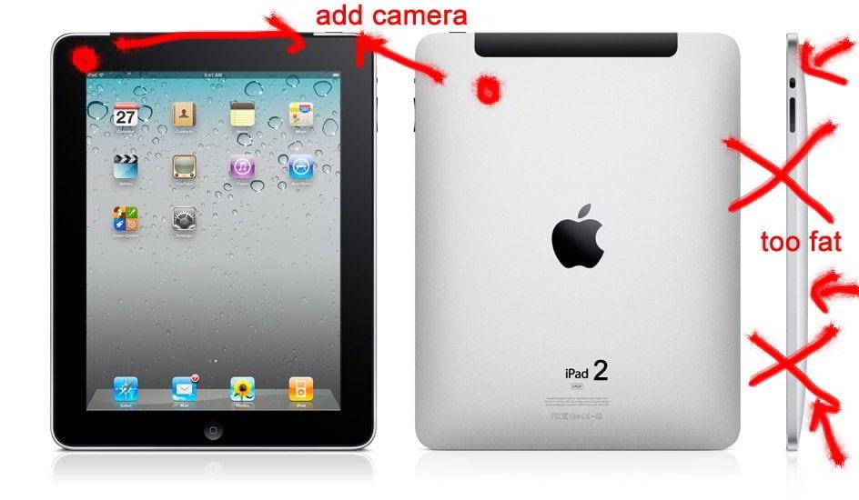 apple ipad 2 prediction