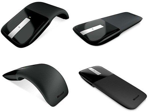 microsoft arc touch Microsoft Arc Touch: Mouse dengan Fleksibilitas Balerina komputer aksesoris komputer komputer