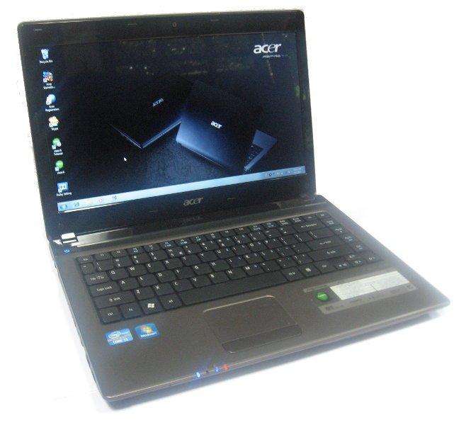 Aspire4750 Acer Aspire 4750: Laptop Sandy Bridge untuk Mainstream review notebooklaptop komputer