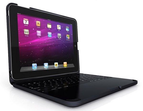 ClamCase as a Keyboard Case ClamCase: Menyulap iPad Menjadi Laptop aksesoris komputer komputer