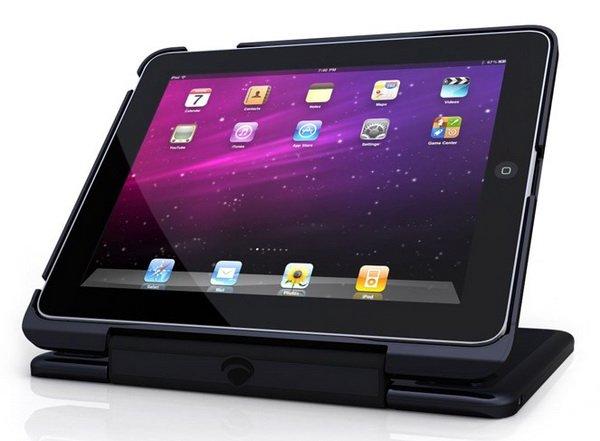 ClamCase as a Touchscreen Stand ClamCase: Menyulap iPad Menjadi Laptop aksesoris komputer komputer
