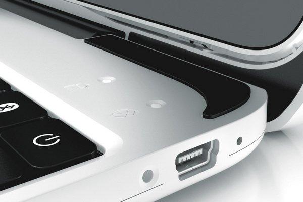 ClamCase port USB ClamCase: Menyulap iPad Menjadi Laptop aksesoris komputer komputer