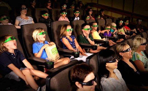 Dolby 3D kids glasses2 Kacamata 3D Khusus untuk Anak Anak dari Dolby Laboratories   aksesoris home gadget