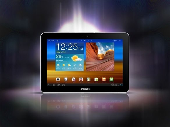 Galaxy Tab 10.1 hero Review Samsung Galaxy Tab 10.1 komputer