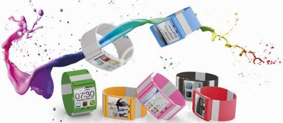 Im Watch color IM Watch: Jam Tangan dengan OS Android aksesoris gadget