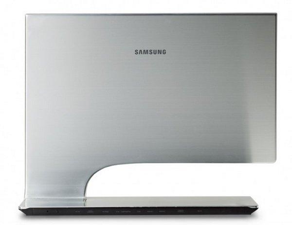 027 Samsung SyncMaster S27A950D: Monitor 3D Berdesain Modern dan Futuristik aksesoris komputer komputer