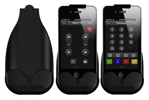 029 VooMote One: Menyulap iPhone dan iPod touch Menjadi Remote Control Multi Fungsi aksesoris home gadget