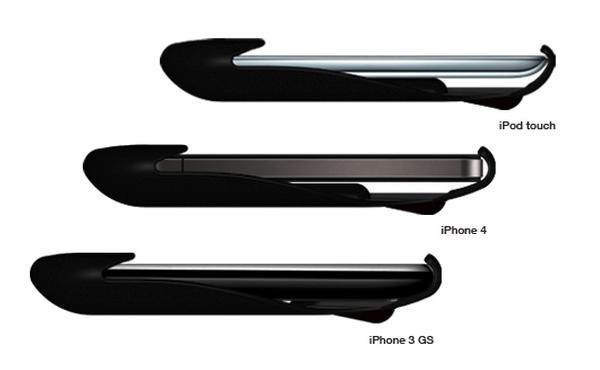 02a VooMote One: Menyulap iPhone dan iPod touch Menjadi Remote Control Multi Fungsi aksesoris home gadget
