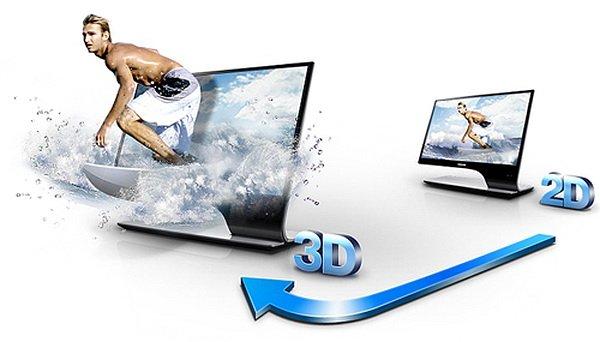 03a Samsung SyncMaster S27A950D: Monitor 3D Berdesain Modern dan Futuristik aksesoris komputer komputer