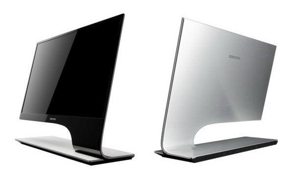 045 Samsung SyncMaster S27A950D: Monitor 3D Berdesain Modern dan Futuristik aksesoris komputer komputer