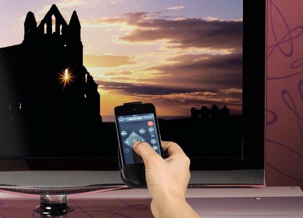 054 VooMote One: Menyulap iPhone dan iPod touch Menjadi Remote Control Multi Fungsi aksesoris home gadget