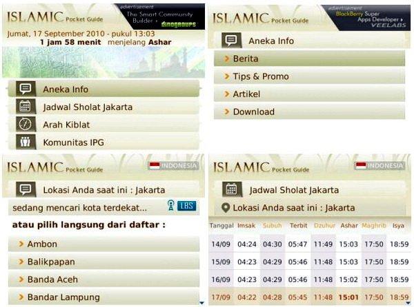 IPG1 4 Aplikasi Ramadhan Pilihan untuk Pengguna BlackBerry news blackberry aplikasi