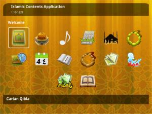 Islamic Contents 1 7 Aplikasi Blackberry Gratis untuk Mengingatkan Waktu Sholat blackberry aplikasi