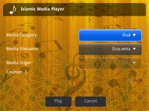 Islamic Contents 4 7 Aplikasi Blackberry Gratis untuk Mengingatkan Waktu Sholat blackberry aplikasi