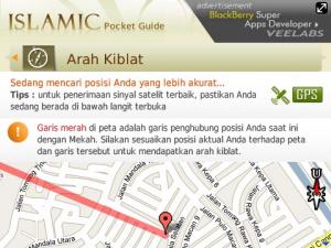Islamic Pocket Guide 3 7 Aplikasi Blackberry Gratis untuk Mengingatkan Waktu Sholat blackberry aplikasi