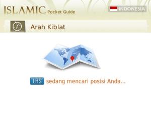 Islamic Pocket Guide 4 7 Aplikasi Blackberry Gratis untuk Mengingatkan Waktu Sholat blackberry aplikasi