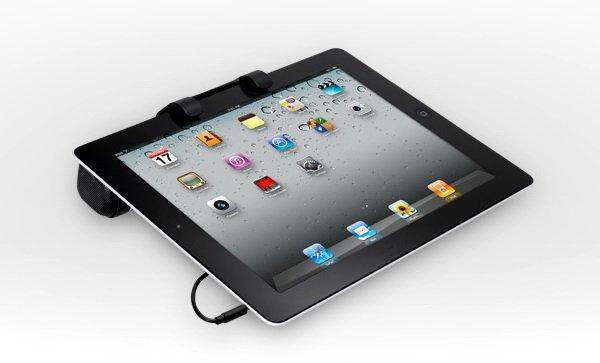 Logitech02 Logitech Tablet Speaker for iPad: Speaker Khusus untuk Tablet aksesoris gadget
