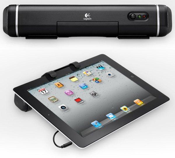 Logitech04 Logitech Tablet Speaker for iPad: Speaker Khusus untuk Tablet aksesoris gadget
