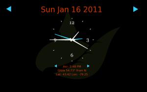 Prayer Time 7 Aplikasi Blackberry Gratis untuk Mengingatkan Waktu Sholat blackberry aplikasi