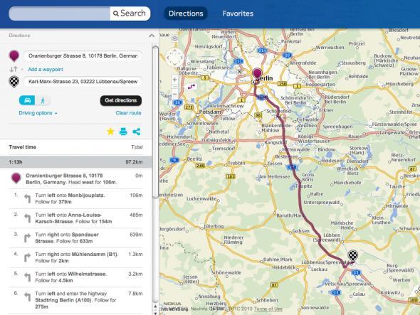 Share route OVI Maps Tips : 4 Langkah Mudah Berbagi Rute Perjalanan dari Nokia Maps  news
