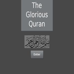 The Glorious Quran 1 5 Aplikasi Quran Gratis untuk Blackberry Berikut Kelebihan dan Kekurangannya blackberry aplikasi