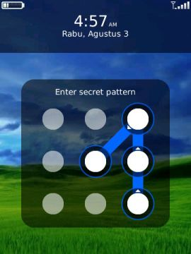 screenshot11jpg Tips: Amankan BlackBerry dengan Kunci Pola Layar tips guide
