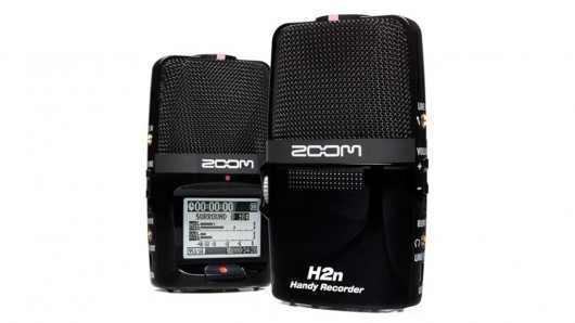 zoom h2n Zoom H2N: Alat Perekam Suara Yang Canggih audio video