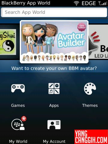 BBAW03 BlackBerry App World 3.0: Lebih Segar dan Informatif news blackberry aplikasi