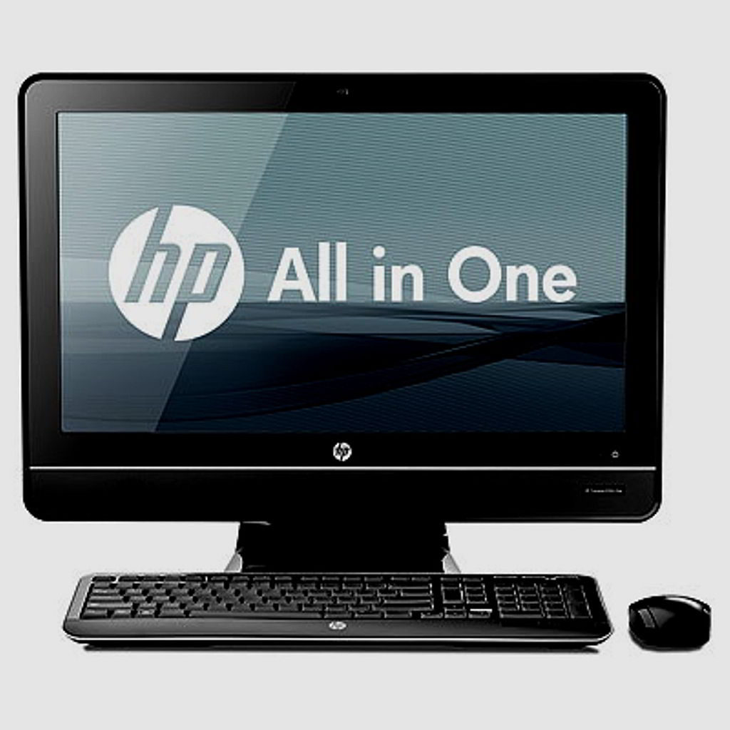 hp compaq 8200 elite all in one pc aio dengan keamanan. Black Bedroom Furniture Sets. Home Design Ideas
