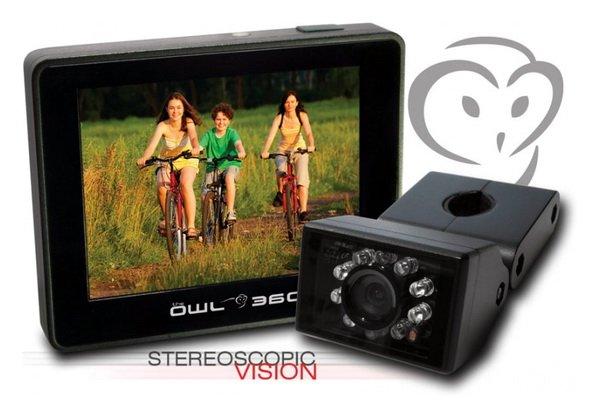 Owl 01 Owl 360: Bikin Pengendara Sepeda Tak Perlu Lagi Menengok ke Belakang aksesoris gadget