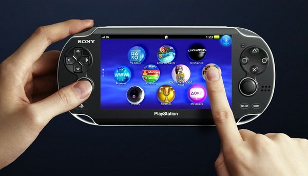 PSVita01a Update: Sony PSVita Hadir 17 Desember di Jepang audio video