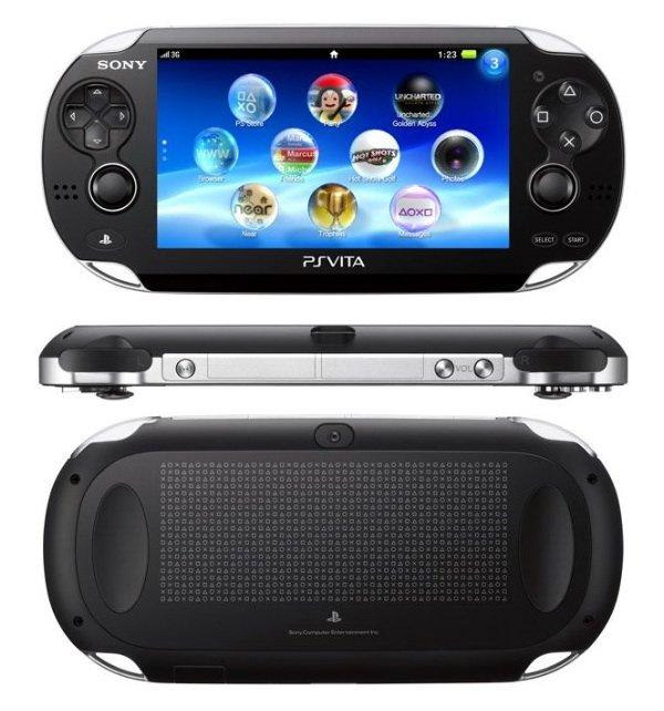 PSVita02 Update: Sony PSVita Hadir 17 Desember di Jepang audio video