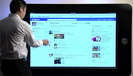 padzilla2 Padzilla: Mendongkrak Tampilan iPad Hingga 150 inci aksesoris gadget