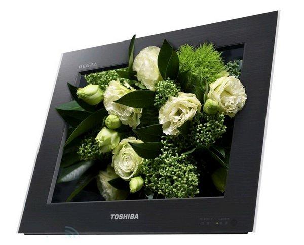 05 12GL1 Toshiba REGZA GL1 Glasses les 3D TV: Televisi 3D Tanpa Kacamata 3D home gadget