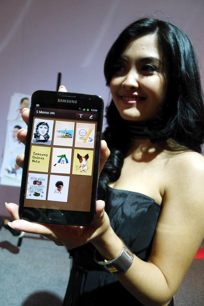 Eksklusif: Samsung GALAXY Note World Tour Southeast Asia Event