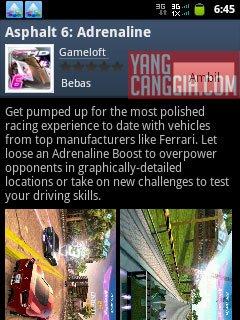 samsung galaxy y samsungapps Review: Samsung Galaxy Y CDMA (SCH i509) smartphone review mobile gadget