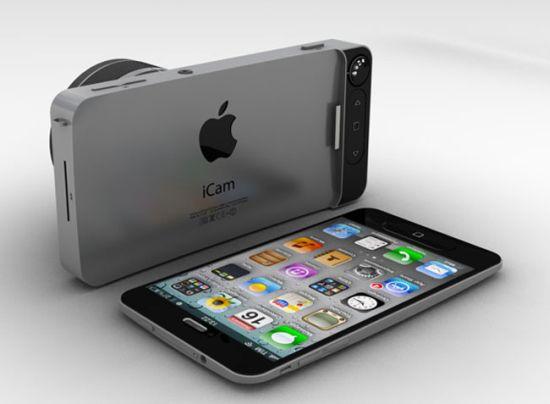 iCam iPhone Case 4 iCam Case: Jadikan Kamera iPhone Lebih Pintar aksesoris gadget