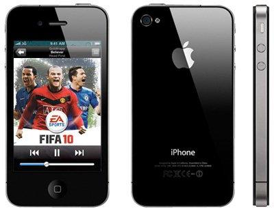 iphone 4S Rekomendasi 12 Ponsel Sambut Tahun Baru 2012 mobile gadget