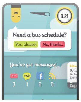 modai location Modai: Konsep Smartphone yang Lebih Manusiawi mobile gadget