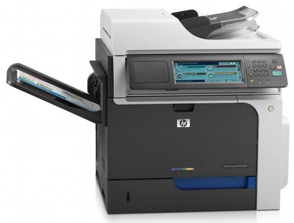 Color LaserJet CM4540 Media Workshop Printer HP: Masa Depan Teknologi Imaging Printing liputan acara lokal
