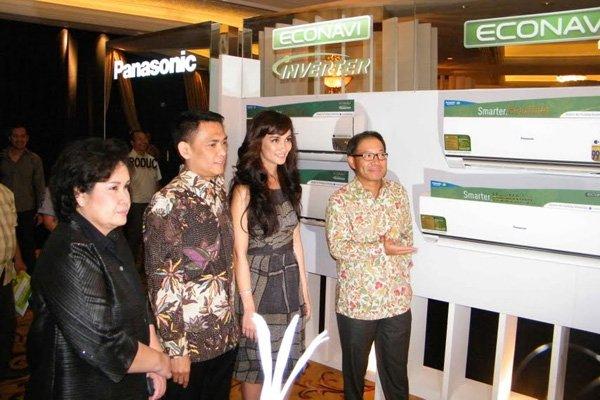 1x1.trans Panasonic Menghadirkan AC Sehat Pertama di Indonesia liputan home gadget acara lokal