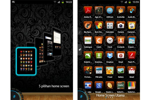 1x1.trans Review TSF Shell Launcher review aplikasi android