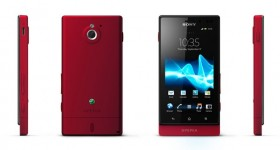 Hands ON: Sony Xperia sola
