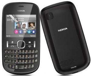 nokia asha 200 300x249 Review : Nokia Asha 200 review ponsel mobile gadget