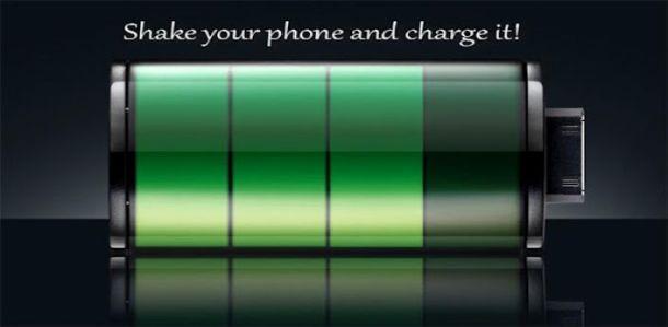 shake to charge Tiga Aplikasi Unik Android: Mulai dari Penerjemah Bahasa Hewan hingga Pemutih Gigi aplikasi android