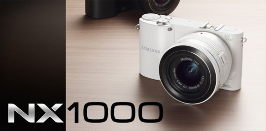 Samsung NX-Series, The First mirrorless APS-C Camera with Wifi