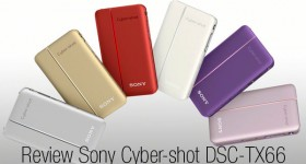 Review Sony Cyber-shot DSC-TX66