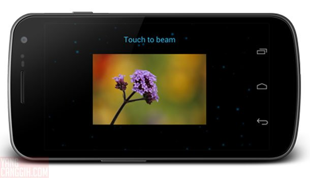android beam Mengenal Lebih Jauh Si Manis Android  4.1 Jelly Bean news android