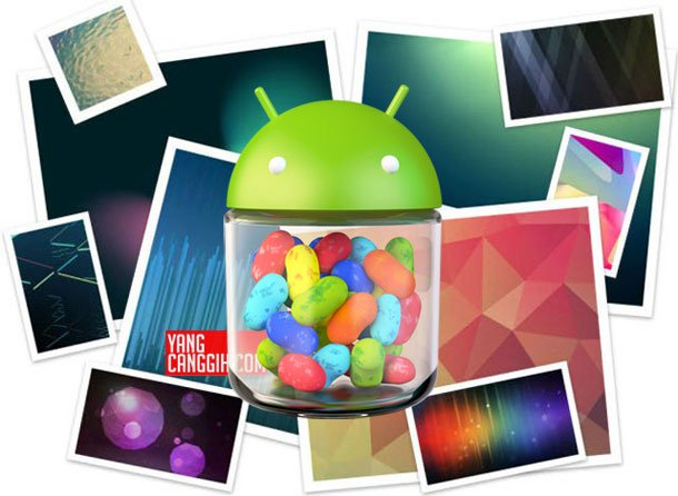 jelly bean Mengenal Lebih Jauh Si Manis Android  4.1 Jelly Bean news android
