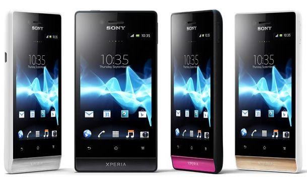 sony xperia miro 1 SONY Xperia Tipo & Miro: Desain Kelas Atas, Harga Kelas Menengah smartphone news mobile gadget